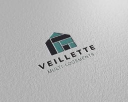 Photo immobilier, agence d'immeuble, photo professionnel, client, logo
